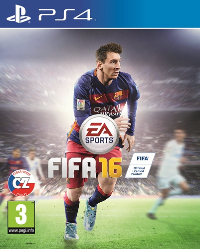ELECTRONIC ARTS - PS4 FIFA 16