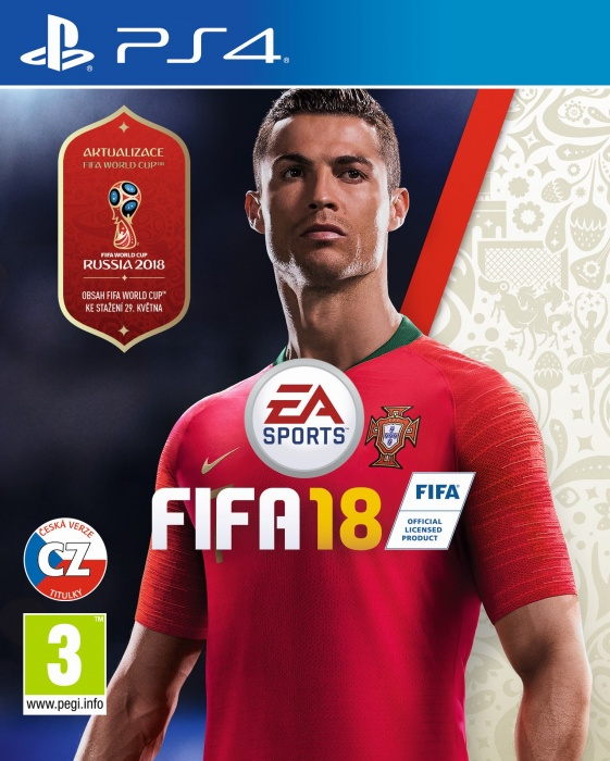 ELECTRONIC ARTS - PS4 FIFA 18