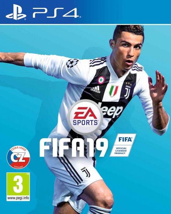 ELECTRONIC ARTS - PS4 FIFA 19