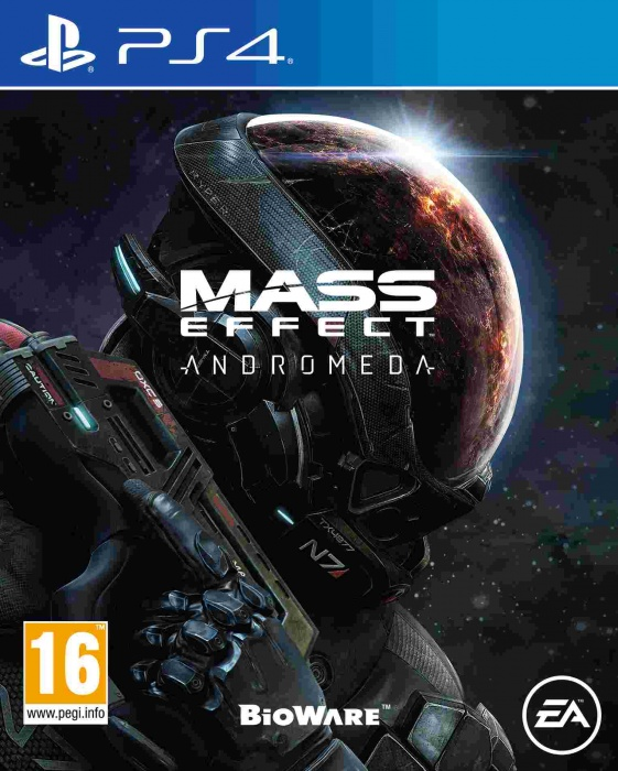 ELECTRONIC ARTS - PS4 Mass Effect Andromeda