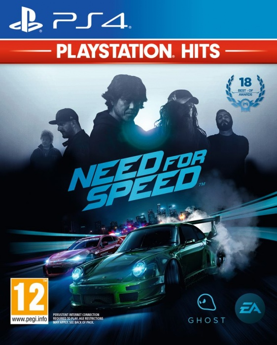 ELECTRONIC ARTS - PS4 Need for Speed - Playstation Hits