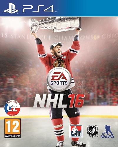 ELECTRONIC ARTS - PS4 NHL 16 HU/RO