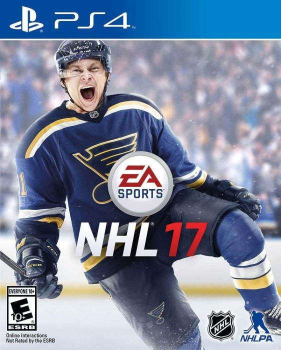 ELECTRONIC ARTS - PS4 NHL 17 HU/RO