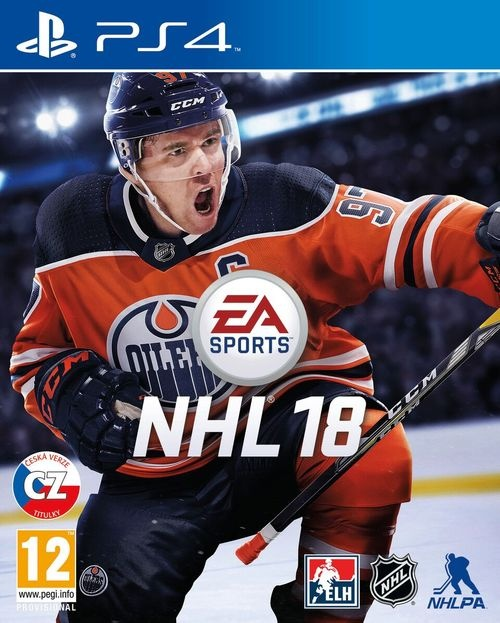 ELECTRONIC ARTS - PS4 NHL 18