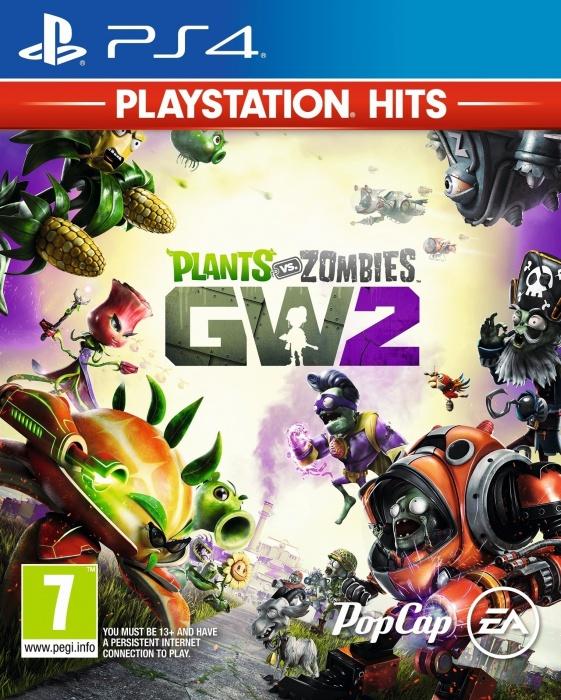 ELECTRONIC ARTS - PS4 Plants vs. Zombies: Garden Warfare 2 - PS Hits