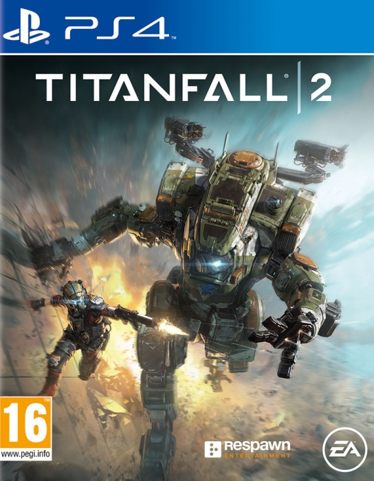ELECTRONIC ARTS - PS4 Titanfall 2