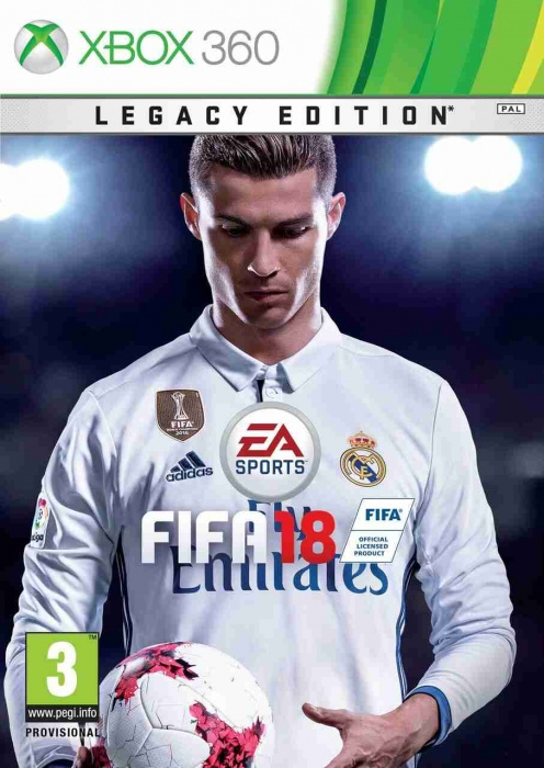 ELECTRONIC ARTS - X360 FIFA 18 (Legacy Edition)
