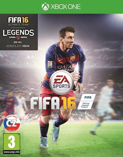 ELECTRONIC ARTS - XONE FIFA 16