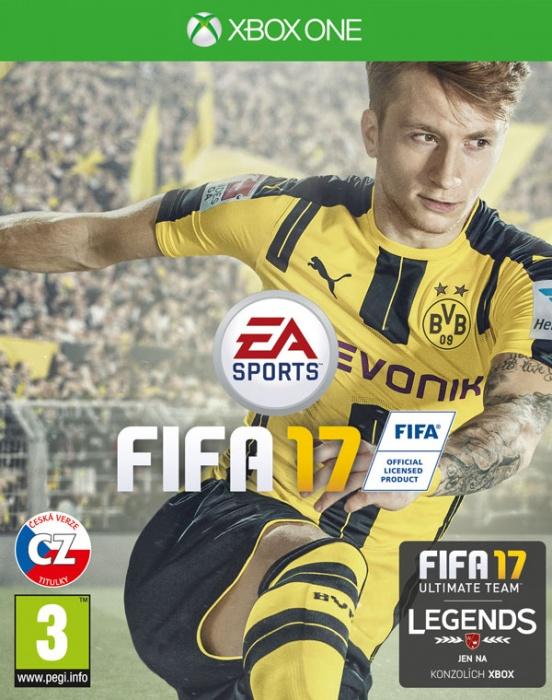 ELECTRONIC ARTS - XONE FIFA 17