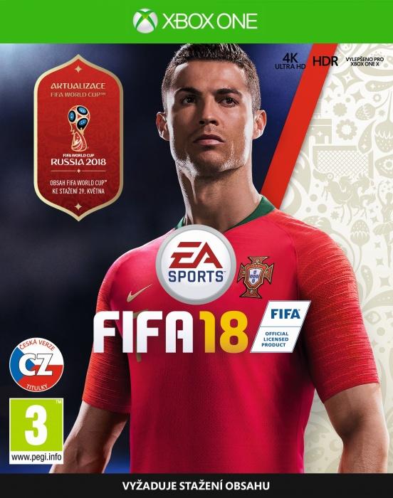 ELECTRONIC ARTS - XONE FIFA 18