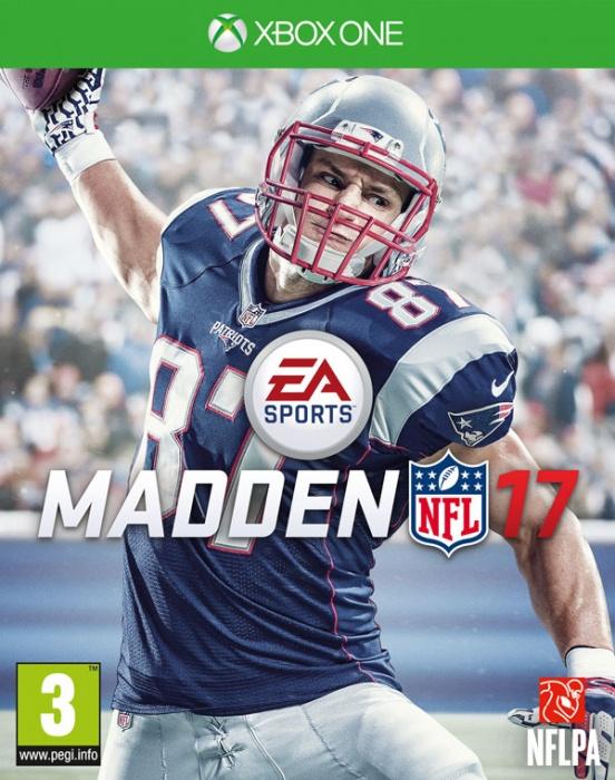 ELECTRONIC ARTS - XONE Madden NFL 17, Športová hra pre Xbox One