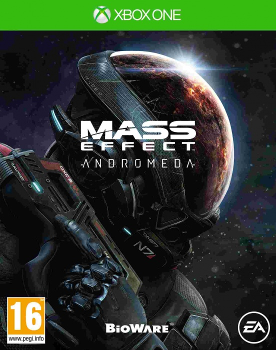 ELECTRONIC ARTS - XONE Mass Effect Andromeda