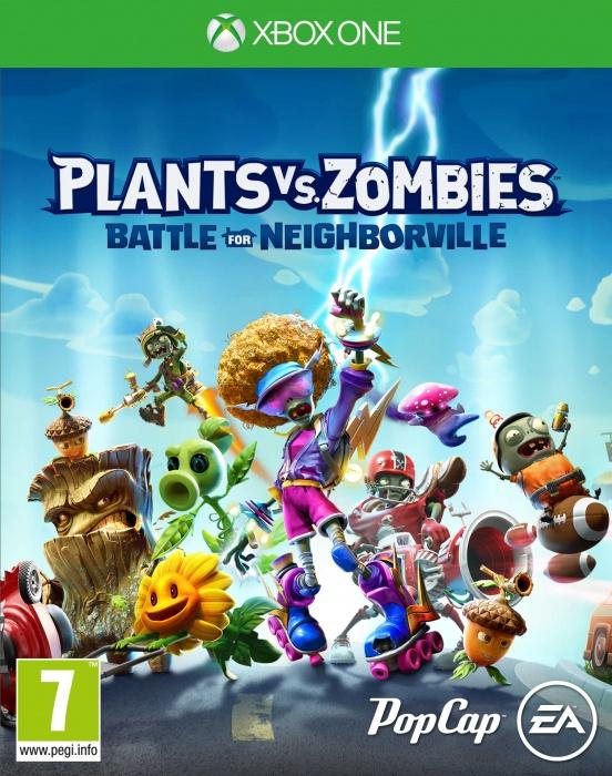 ELECTRONIC ARTS - XONE Plants vs. Zombies: Battle for Neighborville, Akčná hra pre XBOX ONE
