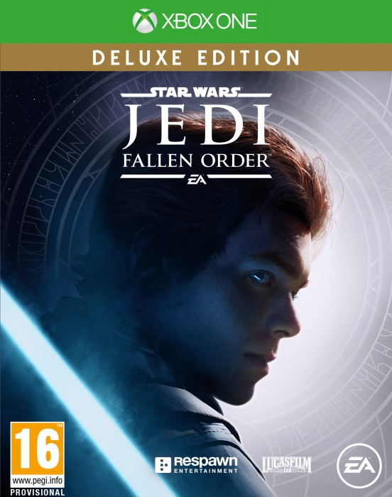 ELECTRONIC ARTS - XONE Star Wars Jedi: Fallen Order Deluxe Edition, Akčná hra pre XBOX ONE