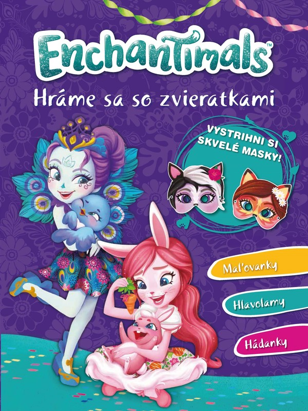 Enchantimals - Hráme sa so zvieratkami - kolektív autorov
