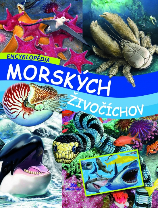 Encyklopédia morských živočíchov - Rodríguez Carmen