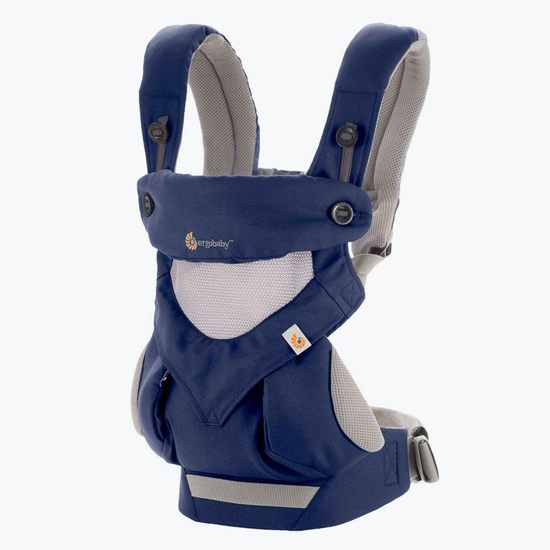ERGOBABY - 360 NOSIČ COOL AIR - French Blue