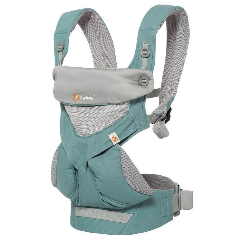 ERGOBABY - NOSIČ 360 COOL AIR - Icy Mint