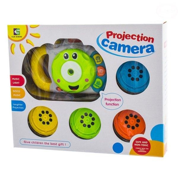 EURO BABY - Edukačná hračka Fotoaparát so zvukom a svetlom