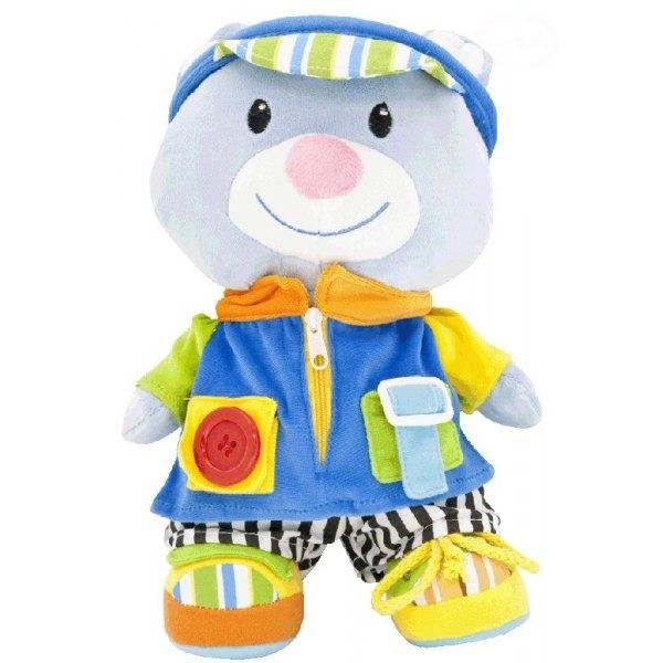 EURO BABY - Edukačná hračka - MACKO Tomik