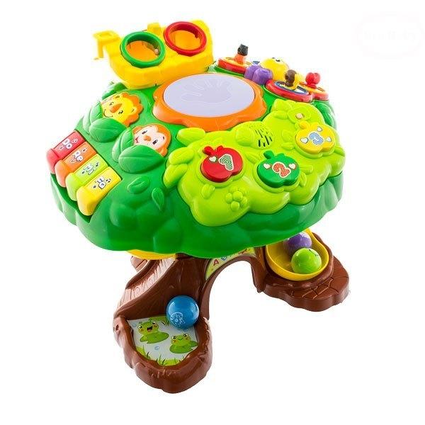 EURO BABY - Edukačný hudobný stromček