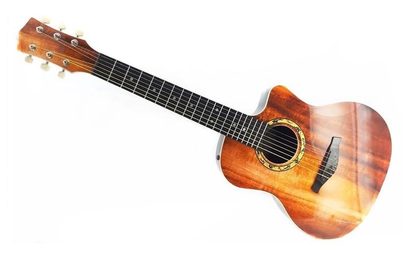 EURO-TRADE - Detská gitara 80cm