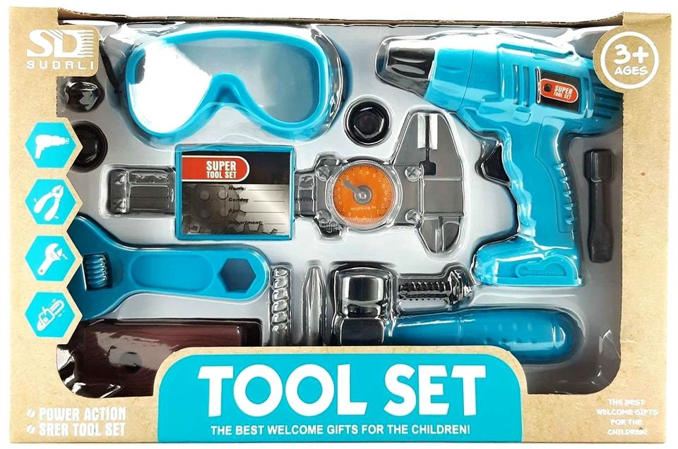 EURO-TRADE - Detské náradie Tool Set 14ks