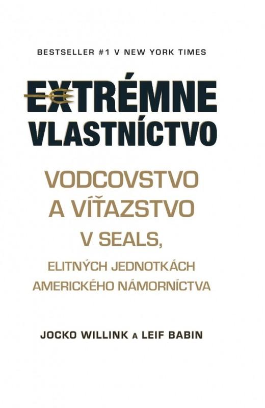Extrémne vlastníctvo - Jocko Willink,Leif Babin