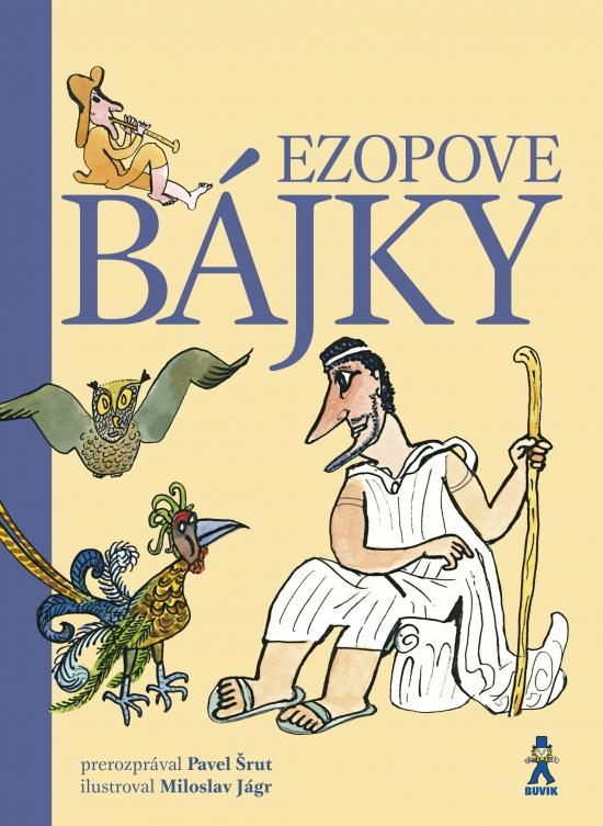Ezopove bájky - Kolektív autorov