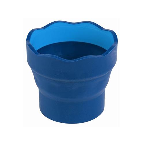 FABER CASTELL - Pohár na vodu Faber-Castell modrý