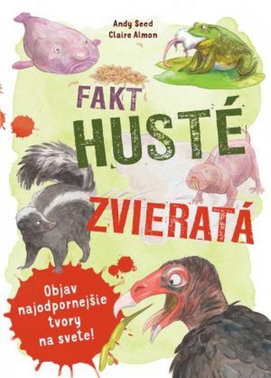 Fakt husté zvieratá - Kolektív autorov