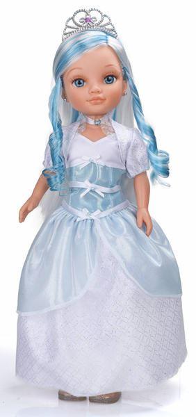 FAMOSA - Bábika Nancy Crystal princezná
