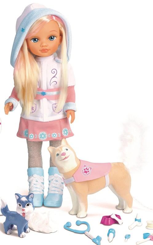 FAMOSA - Bábika Nancy záchranárka
