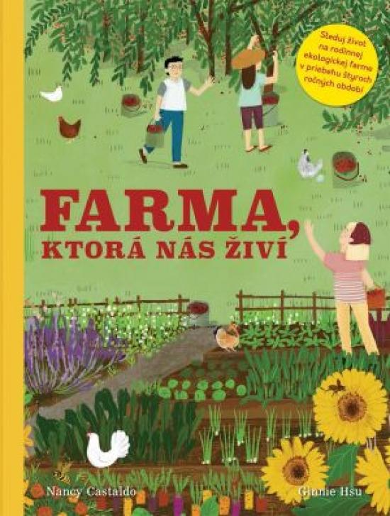 Farma, ktorá nás živí - Kolektív autorov