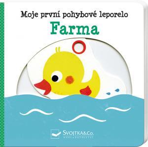 Farma - Moje první pohybové leporelo - Kawamura Yayo