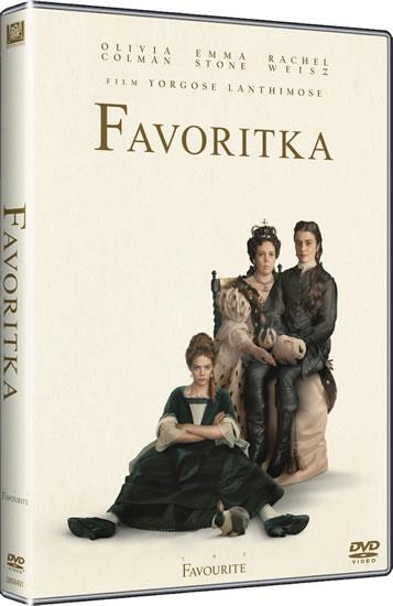 Favoritka - DVD