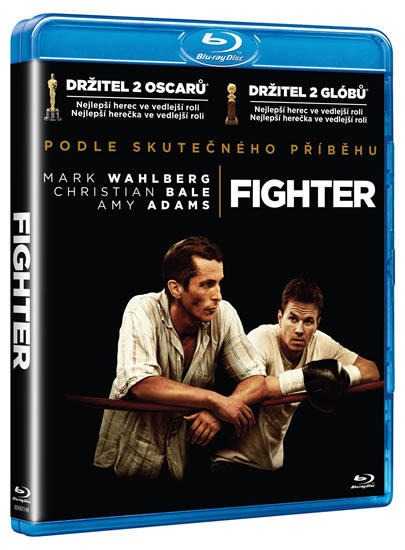Fighter Blu-ray