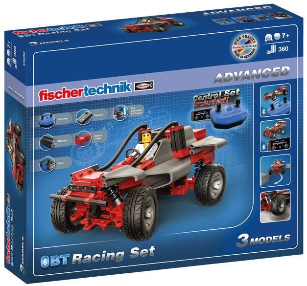 FISCHERTECHNIK - Advanced BT Racing Set