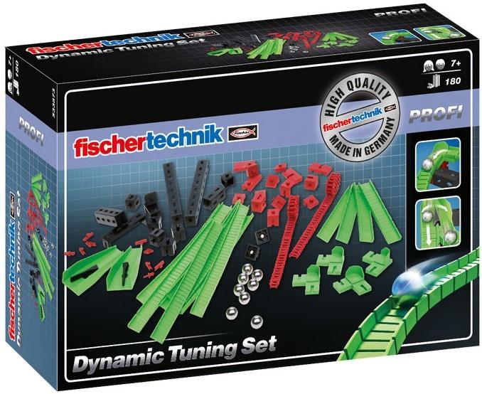 FISCHERTECHNIK - Profi Dynamic Tuning Set