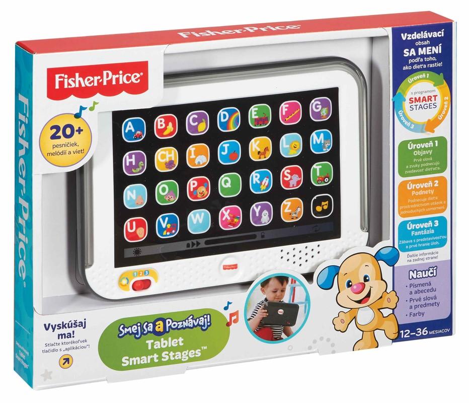 FISHER PRICE - Fisher Price Tablet pre najmensích