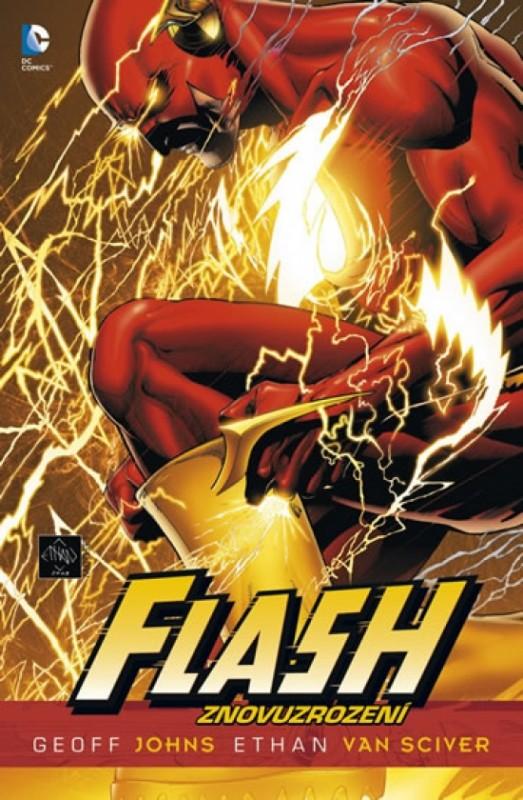 Flash - Znovuzrození - Johns Geoff