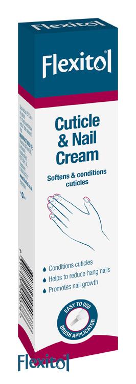 FLEXITOL - Krém na nechty a nechtovú pokožku 15 g