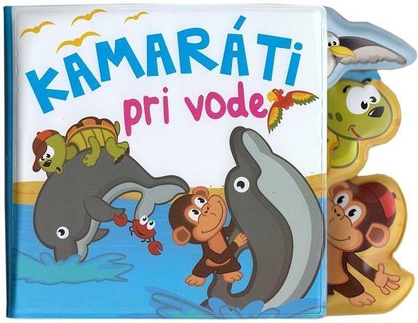 FONI BOOK - Gumená knižka Kamaráti pri vode
