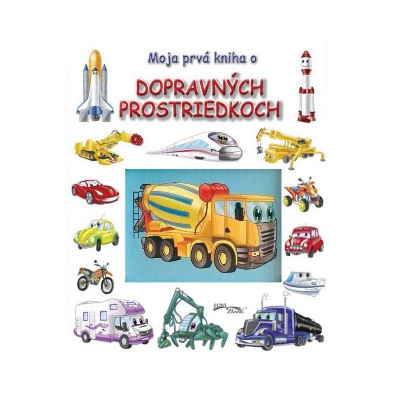 FONI BOOK - Moja prvá kniha o dopravných prostriedkoch