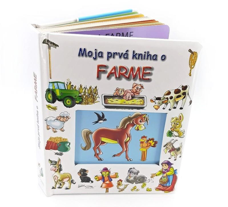 FONI BOOK - Moja prvá kniha o farme