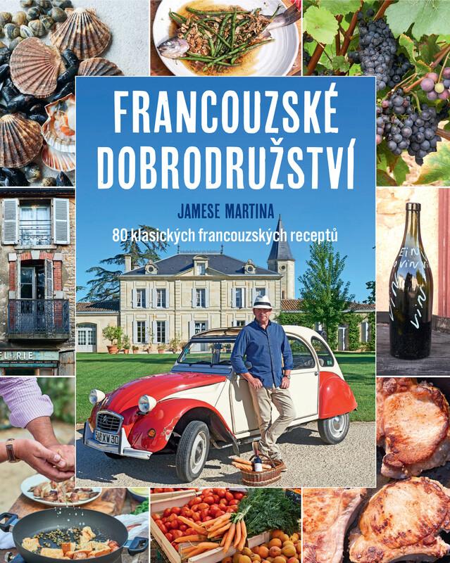 Francouzské dobrodružství Jamese Martina - James Martin
