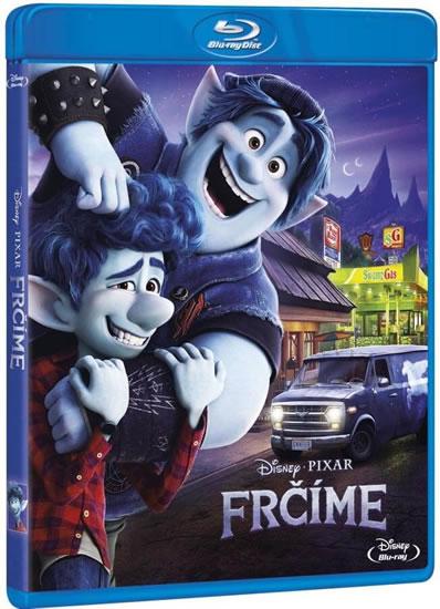 Frčíme Blu-ray