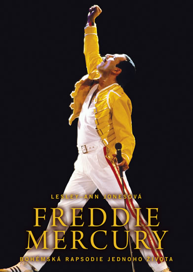 Freddie Mercury - Jonesová Lesley-Ann
