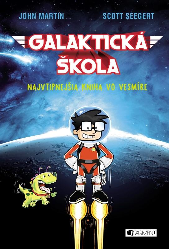 Galaktická škola 1 - Scott Seegert