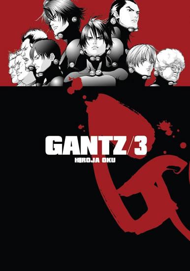 Gantz 3 - Oku Hiroja